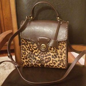 🆕️Ralph Lauren small Millbrook satchel